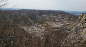 Read full article: One Tough Rock: Central Wisconsin's Rib Mountain Survived Volcanoes, Erosion And Glaciers