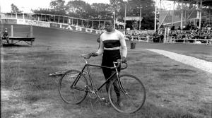 Major Taylor, Buffalo 1908