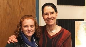 Danielle Breisach and Bonnie Boyd