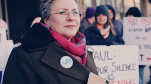 Cathy Myers, 1st congressional district, candidate