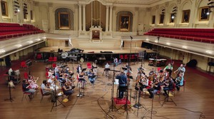 Read full article: Boston Modern Orchestra Project is honored for championing overlooked American music