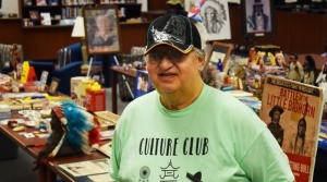 Native American educator Richie Plass