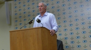 Read full article: Thousands Cheer As Favre Inducted Into Packers Hall Of Fame, Has Number Retired