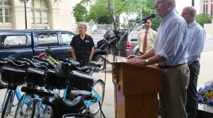 Read full article: Milwaukee Steers Toward Platinum Rating As Bike-Friendly Community