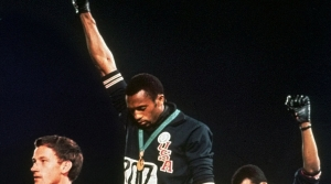 Read full article: How A Protest For Racial Justice Came To The Olympic Podium