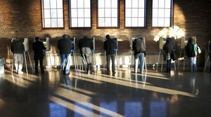 Read full article: Wisconsin Voters Could See Earliest-Ever Voting This Fall