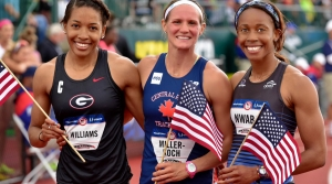 Read full article: Wisconsin Heptathlete Pushes Her Limits At Olympics