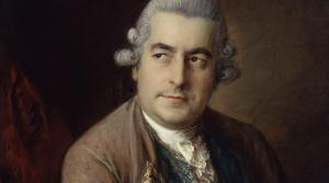 Portrait Photo of Johann Christian Bach