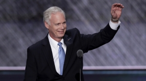 Read full article: Ron Johnson Says He Trusts Trump With Nuclear Codes