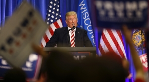 Read full article: Trump's Milwaukee Town Hall Draws Supporters, Protestors