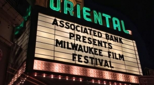 Oriental Theater during the Milwaukee Film Festival