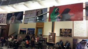 Read full article: Photo Exhibit Brings 'Spirit Of Ramadan' To Milwaukee City Hall