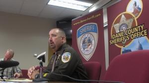 Dane County Sheriff David Mahoney