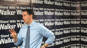 Read full article: Walker: 'I Shifted' From Campaign Promise Of 250K Jobs