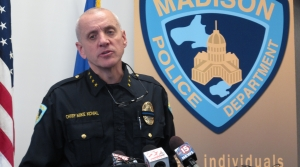 Read full article: Former Madison Police Chief Says Political Frustrations Led To Retirement