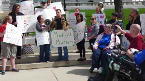 Read full article: At Madison Rally, AHCA Opponents Say Medicaid Cuts Will Hurt Wisconsinites