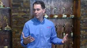 Read full article: Walker Open To Waiver Raising Insurance Premiums For Pre-Existing Conditions