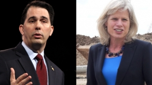 Read full article: Poll Finds Walker Pulling Ahead, Though Race Remains Close