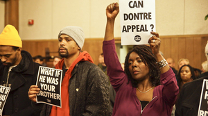 Read full article: Milwaukee Residents Continue To Speak Out Over Shooting Of Dontre Hamilton