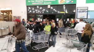 Read full article: Shoppers Adapt As Stores Open Early For Black Friday Deals