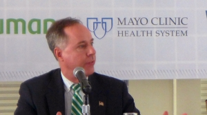 Read full article: Speaker Vos Wants Legislature To Address Mental Health This Session