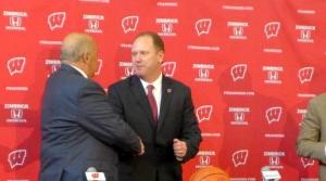 Read full article: UW Formally Introduces Greg Gard As Men's Basketball Coach
