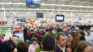 Read full article: Thanksgiving Weekend Shoppers Expected To Spend More Than Last Year
