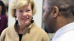 Read full article: Baldwin Says She Hopes Nomination Process For Hagel's Replacement Goes Smoothly