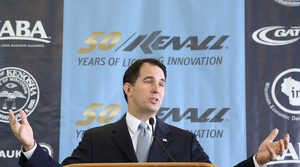 Read full article: Walker Says State Minimum Wage 'Serves No Purpose'
