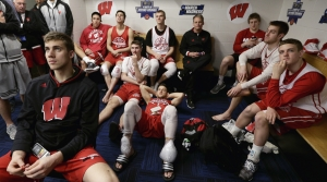 Read full article: Badgers Men's Basketball Graduation Rate Lags Campus-Wide Numbers
