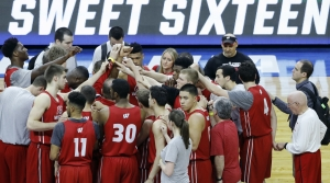 Read full article: Wisconsin Badgers Head To Sweet Sixteen