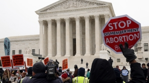 Read full article: With Scalia's Death, Fate Of Wisconsin Abortion Law Becomes Unclear