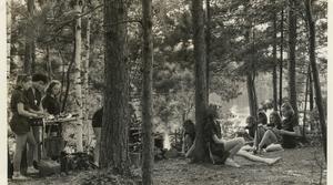 Read full article: Vintage Wisconsin: Summer Camp Taught Girls Survival Skills
