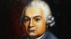 Protrait of Carl Philipp Emanuel Bach