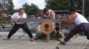 Read full article: Lumberjack World Championships Hit Wisconsin This Weekend
