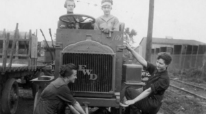 Read full article: Vintage Wisconsin: See Four Women And A Truck