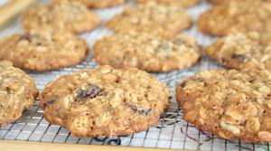 Read full article: Breakfast Cookies