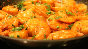 Read full article: Smoked Paprika Shrimp with Avocado-Lime Dip