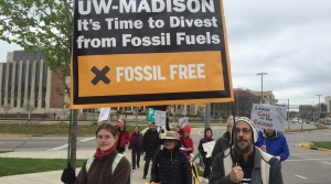 Read full article: UW-Madison Alumni Urge University To Stop Investing In Fossil Fuels