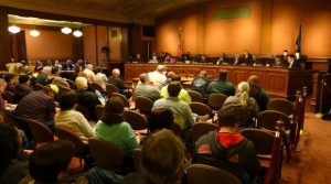 Read full article: More Outrage From Right-To-Work Opponents At Second Public Hearing