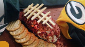 Read full article: Pigskin Cheese Ball