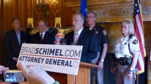 Read full article: Schimel's Bid For Attorney General Centers On Experience, Plaudits From Police