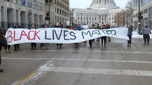 Read full article: Madison Coalition Keeps Up Call For Police To Leave Black Communities
