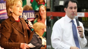 Read full article: Poll: Clinton Tops Walker In Hypothetical Presidential Matchup -- But Within Survey's Margin Of Error