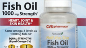 Read full article: Smaller Fish Oil Pills