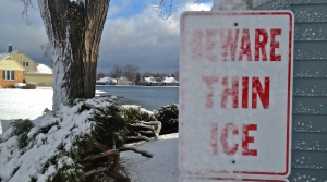 Read full article: Warm Weather Leaves Ice Fishermen Restless