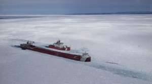 Read full article: Cargo Ships Hampered By Ice On Lake Superior