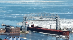 Read full article: Superior-Duluth Port Expansion Cruising Ahead