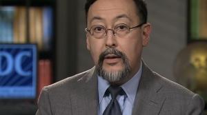 CDC epidemiologist Michael Bell