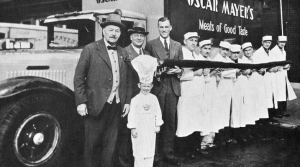 Read full article: Oscar Mayer's History Dates Back Nearly A Century In Madison
